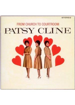 Patsy Cline - From Church To Court Room (Music CD)