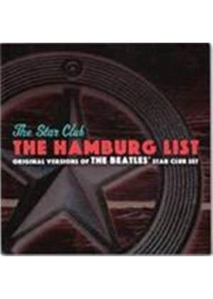 Various Artists - Hamburg List, The (Music CD)