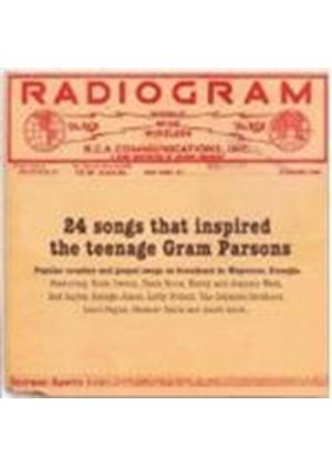 Various Artists - Radiogram 24 Songs (Music CD)