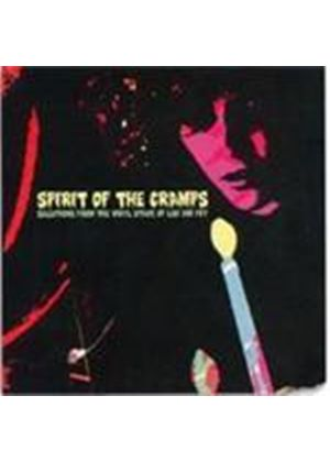 Various Artists - Spirit Of The Cramps (Music CD)