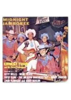 Ernest Tubb & Friends - Record Shop/Midnight Jamboree (Music CD)