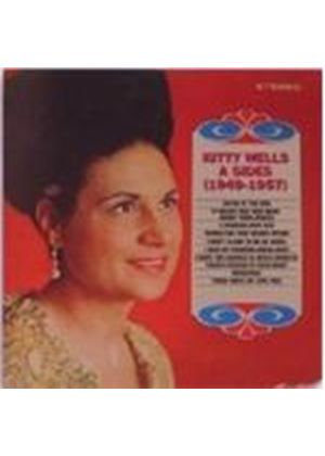 Kitty Wells - A-Sides (1949-1957) (Music CD)