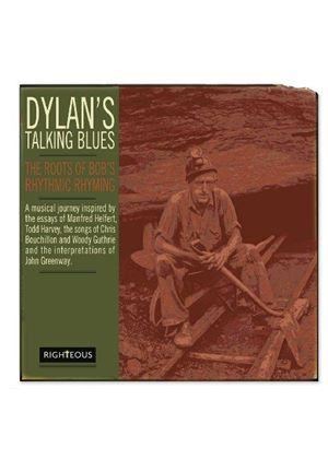 Various Artists - Dylan's Talking Blues - The Roots Of Bob's Rhythmic Rhyming (Music CD)