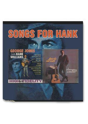 George Jones - Songs from Hank (Music CD)