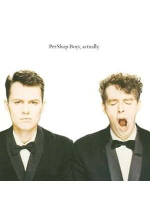 Pet Shop Boys - Actually: Remastered (Music CD)