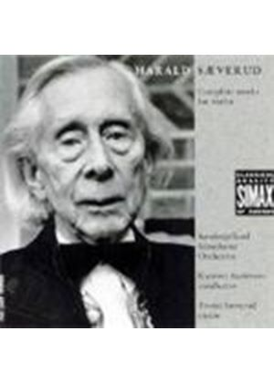 Harald Saeverud: Music for Violin