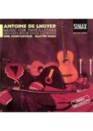 L'Hoyer: Music for Two Guitars