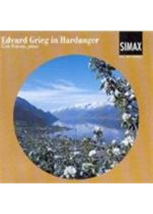 Grieg - PIANO MUSIC FROM HARDANGER