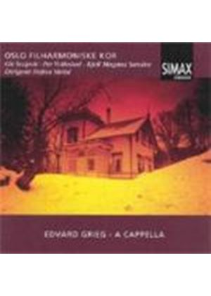Grieg: Choral Works a Cappella