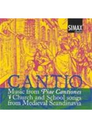 Piae Cantiones - Church and School Songs from Medieval Scandinavia