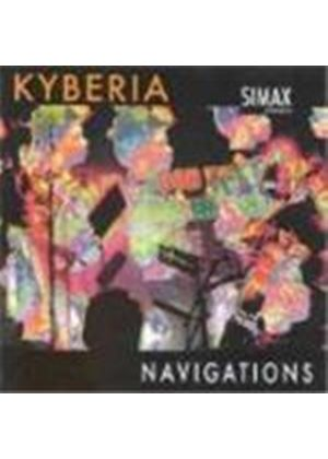Kyberia - Navigations
