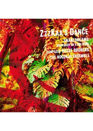 Bosse Broberg - Zzzkaa's Dance (Music CD)