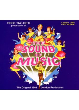1981 London Cast - Sound Of Music, The (Music CD)
