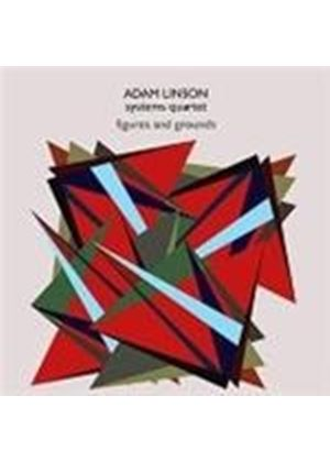Adam Linson - Figures and Grounds (Music CD)