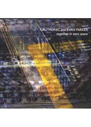 Evan Parker - Together in Zero Space (Music CD)