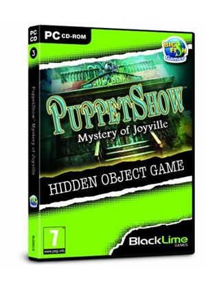 PuppetShow: Mystery of Joyville (PC CD)