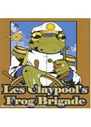 Les Claypools Frog Brigade - Live Frogs Set 2 (Music CD)