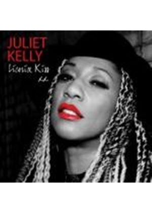Juliet Kelly - Licorice Kiss (Music CD)