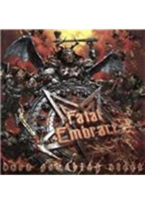 Fatal Embrace - Dark Pounding Steel (Music CD)