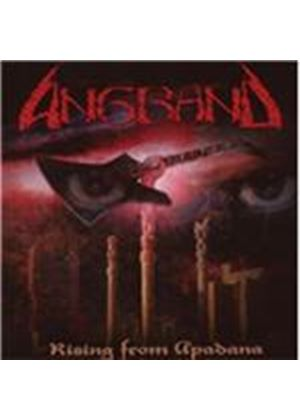 Angband - Rising from Apadana (Music CD)
