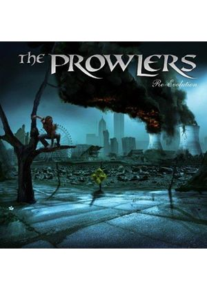 Prowlers - Re-Evolution (Music CD)