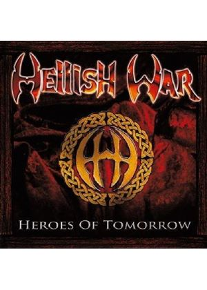 Hellish War - Heroes of Tomorrow/Defender of Metal (Music CD)
