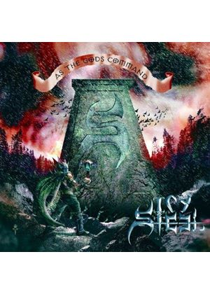 Icy Steel - As the Gods Command (Music CD)