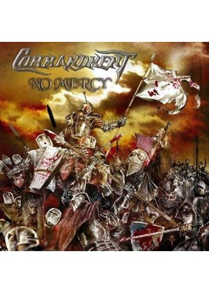 Commandment - No Mercy (Music CD)