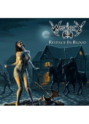 Warcry - Revenge in Blood (Music CD)