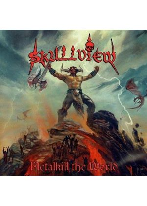 Skullview - Metalkill the World (Music CD)