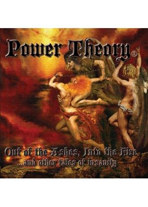 Power Theory - Tales of Insanity (Music CD)