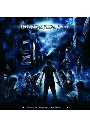 Thunderblast - Invaders from Another World (Music CD)