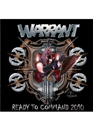 Warrant - Ready To Command 2010 (Music CD)