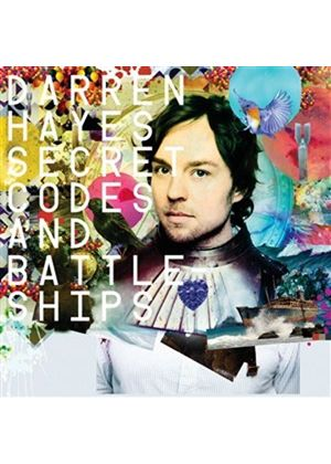 Darren Hayes - Secret Codes & Battleships (Music CD)