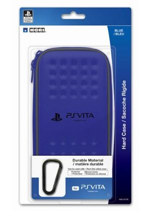 Hori Officially Licensed Hard Case - Blue (PlayStation Vita)