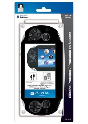 Hori Officially Licensed Silicone Protector (PlayStation Vita)