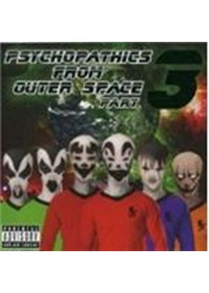 Various Artists - Psychopathics From Outer Space Part 3