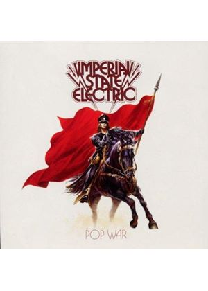 Imperial State Electric - Pop War (Music CD)