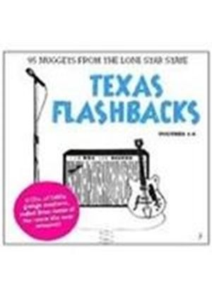 Various Artists - Texas Flashbacks Vol.1-6 (Music CD)