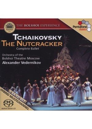 Tchaikovsky: (The) Nutcracker [SACD]