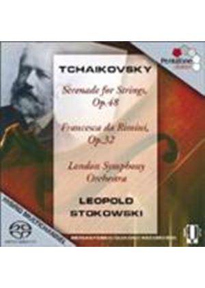 Tchaikovsky - SERENADE FOR STRINGS OP.48