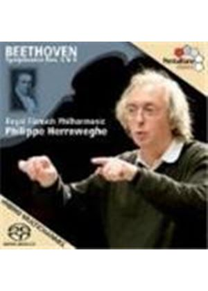 Beethoven: Symphonies Nos 5 and 8 [SACD]
