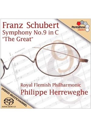 "Schubert: Symphony No. 9 ""The Great"" (Music CD)"