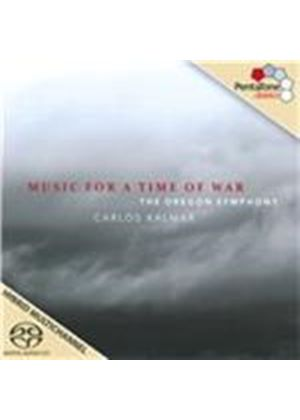 Music for a Time of War (Music CD)