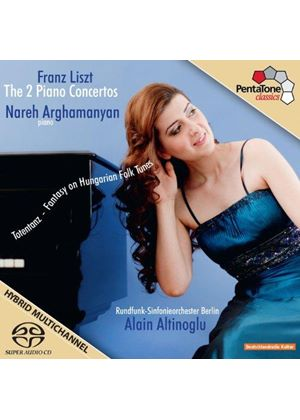 Liszt: The 2 Piano Concertos (Music CD)