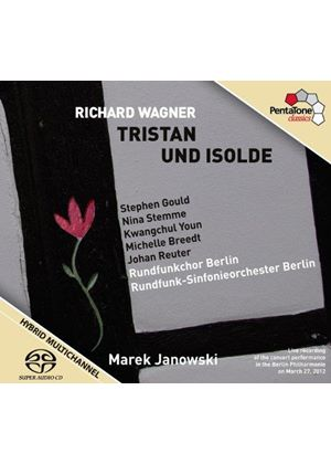 Wagner: Tristan und Isolde [SACD] (Music CD)
