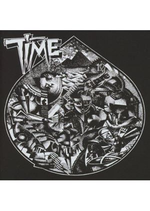 T.O.N.T.O.'s Expanding Head Band - Zero Time (Music CD)