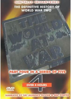 World At War V4 (2 Discs)