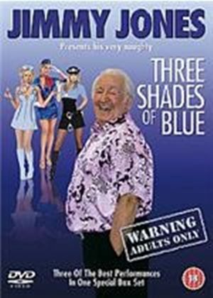 Jimmy Jones - Three Shades Of Blue