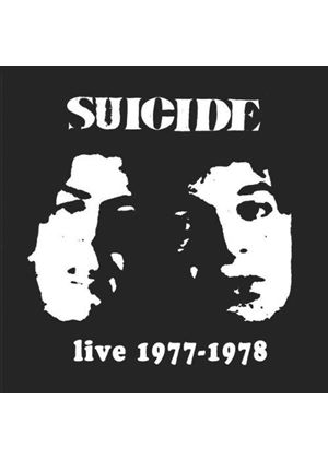 Suicide - Live 1977 - 78 [Limited Edition]
